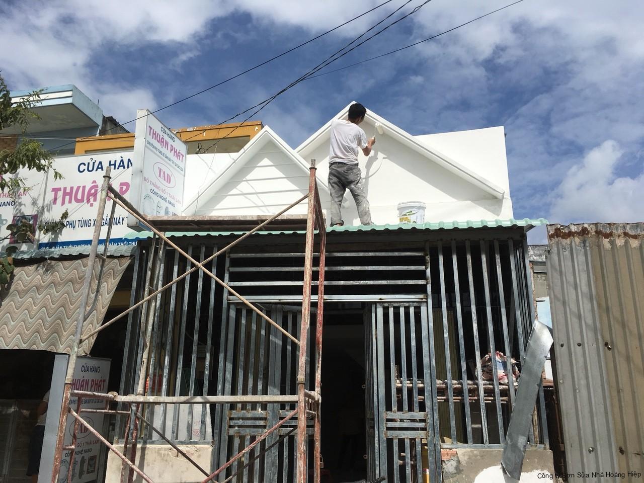 Thợ Sơn Nhà Tại Quận Bình Tân 2