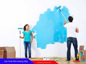 dịch vụ thợ sơn nhà quận 8