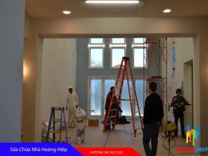 dịch vụ thợ sơn nhà tại quận 11