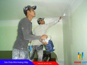 dịch vụ thợ sơn nhà tại quận phú nhuận