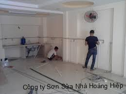 Sửa chữa nhà quận 6