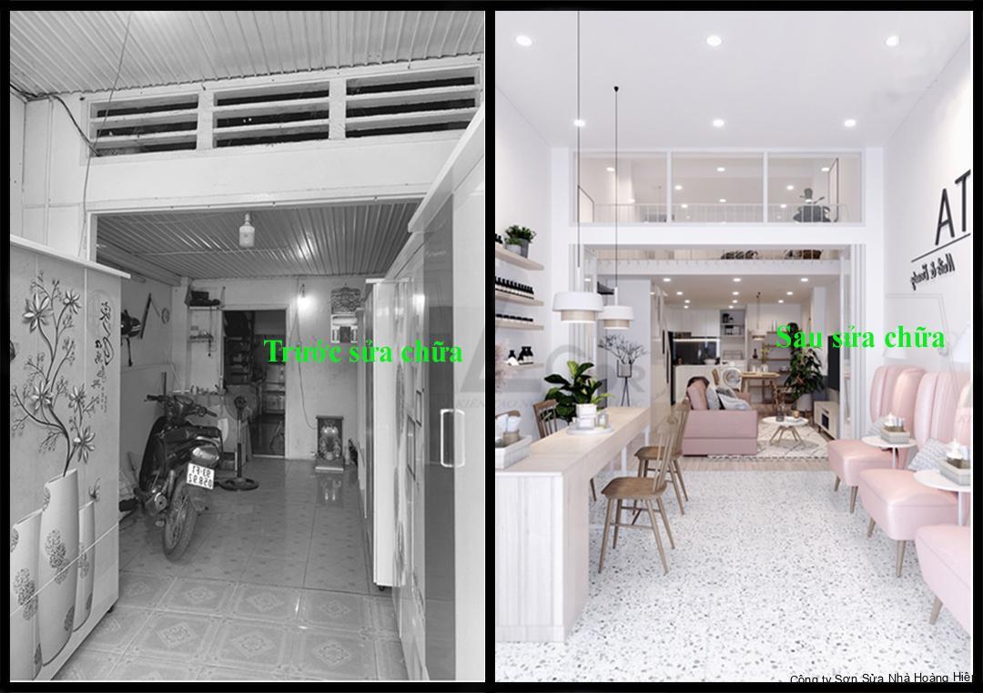 Sửa nhà quận Bình Thạnh -Hoàng Hiệp