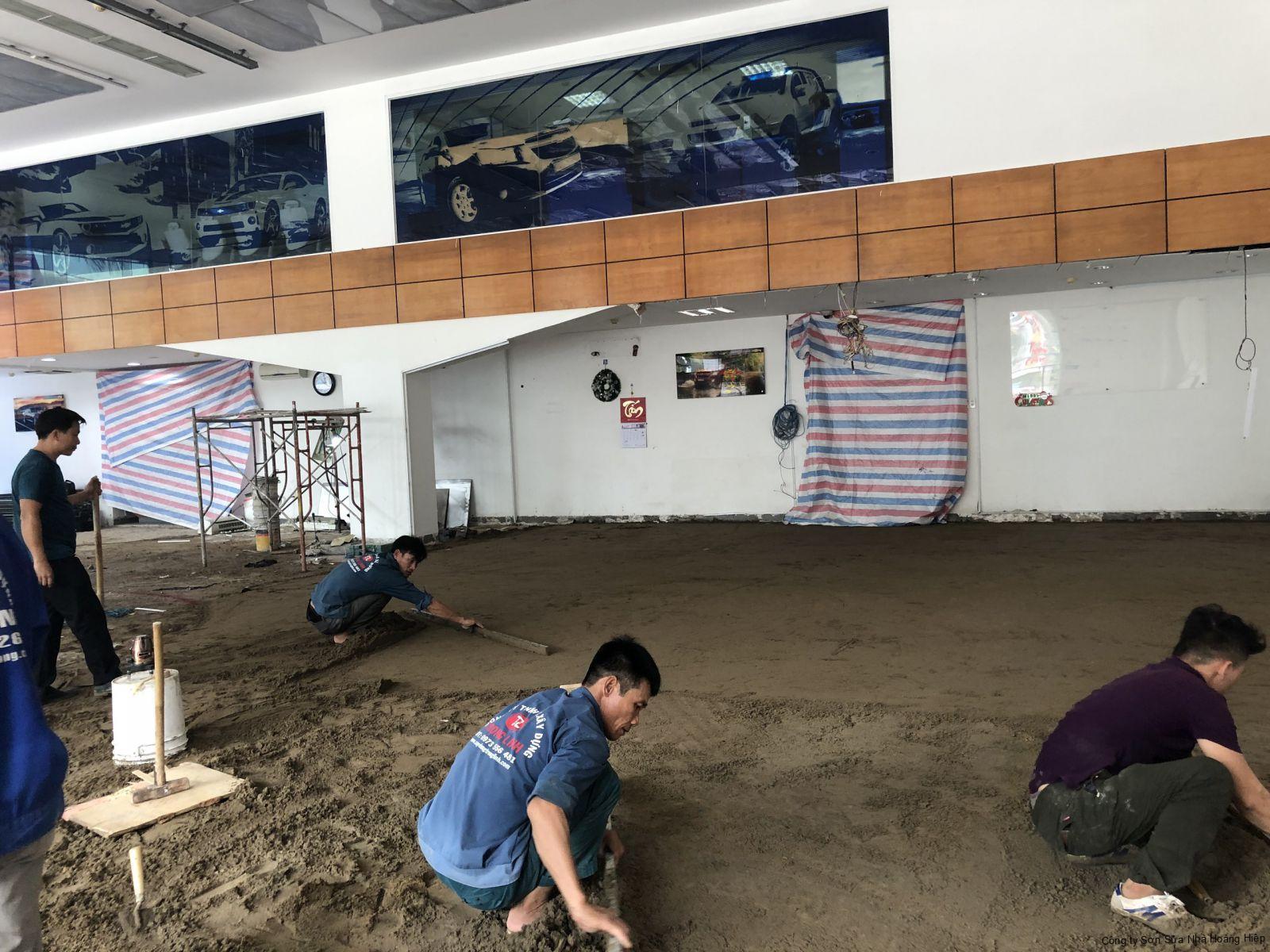 Sửa chữa nhà trọn gói quận 9 - Hoàng Hiệp