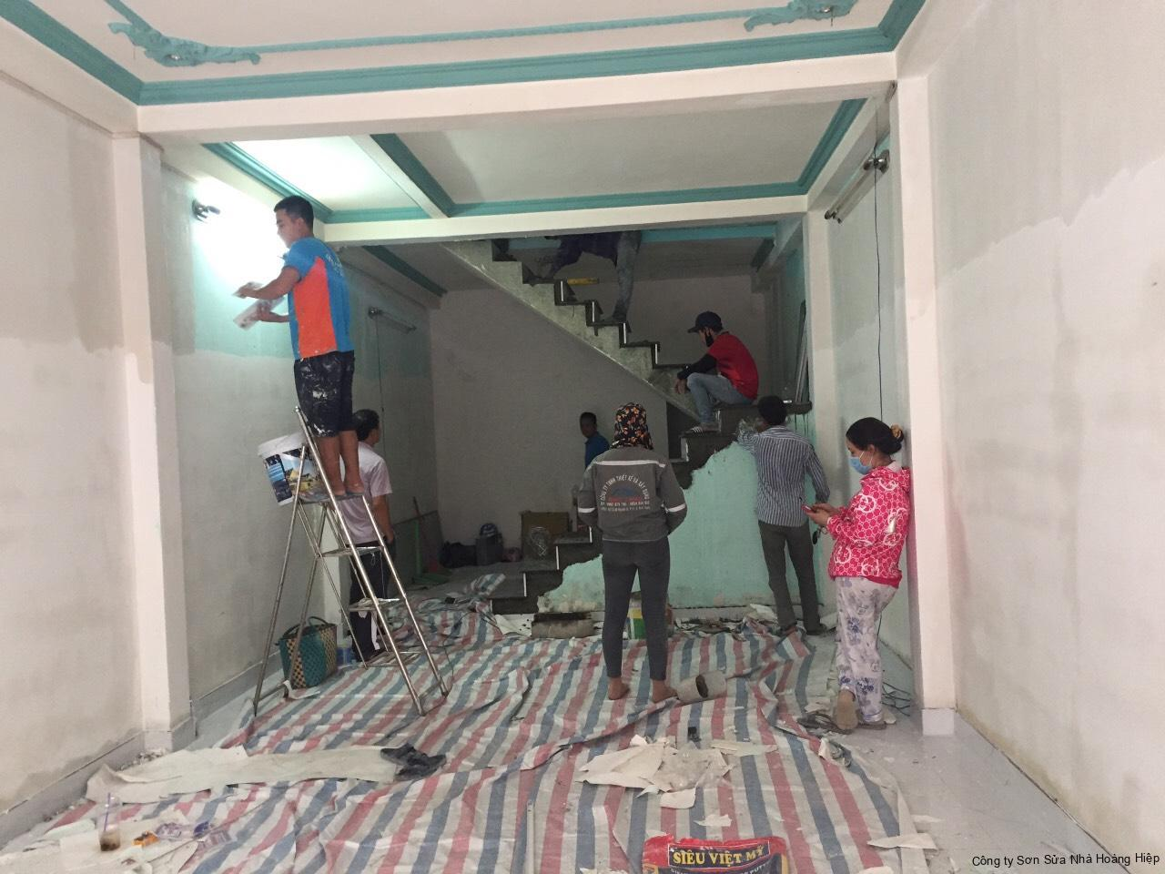sửa chữa nhà tại quận 1-Hoàng Hiệp