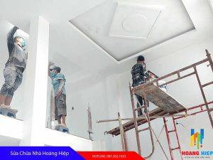 Đội Thợ sơn nước TP.HCM