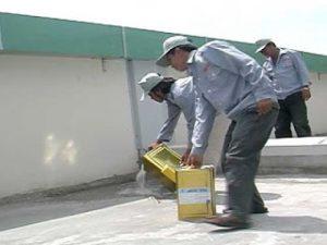 dịch vụ thợ chống thấm tại quận thủ đức