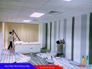 dịch vụ sơn nhà uy tín