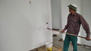 dịch vụ thợ sơn nhà quận 4