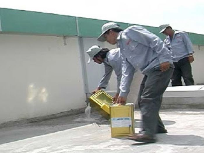 Thợ chống thấm tại TP Biên Hòa
