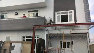 thợ sơn nhà ở quận 4