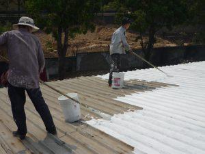 dịch vụ chống dột mái tôn tại quận 6