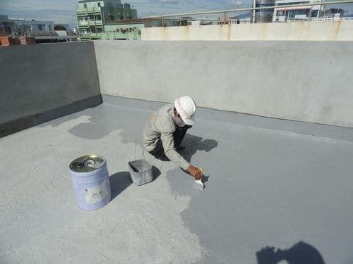 Dịch vụ chống thấm sân thượng