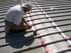 dịch vụ chống dột mái tôn quận 2
