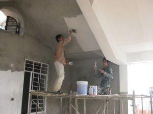 Dịch vụ sơn nhà tại Vũng Tàu