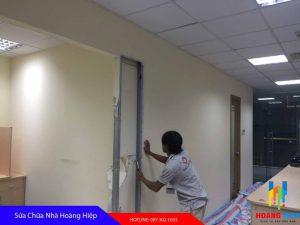 dịch vụ sơn văn phòng