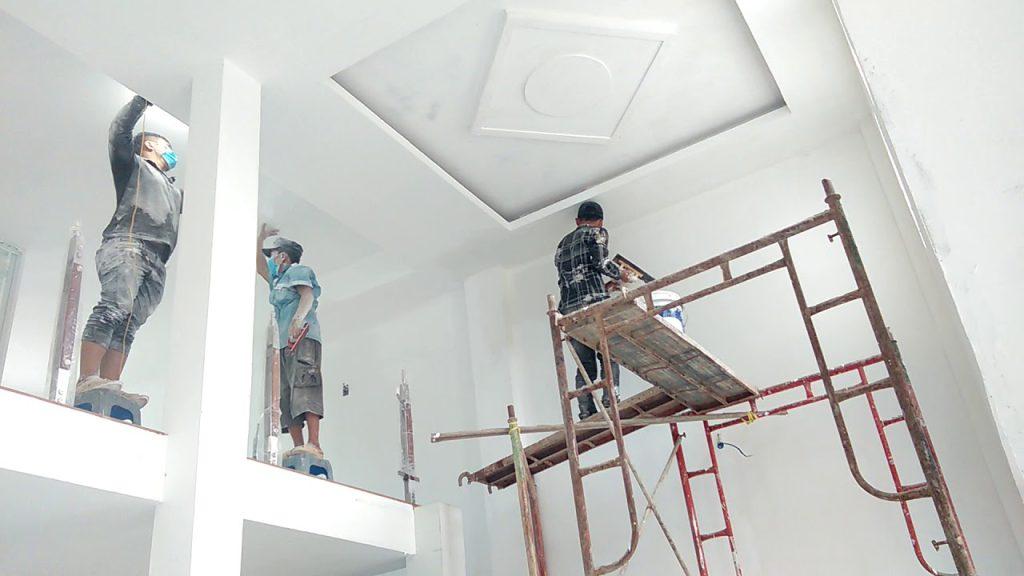 Dịch vụ thợ sơn nhà tại Vũng Tàu