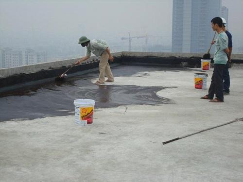 thợ chống thấm nhà tại tphcm