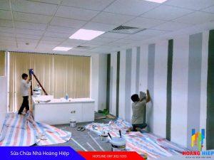 thợ sơn nhà hcm