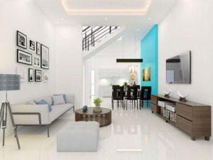 Nhận sơn sửa những căn hộ chung cư