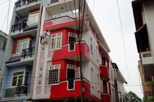 Nhận sơn lại Tòa Nhà, Văn Phòng