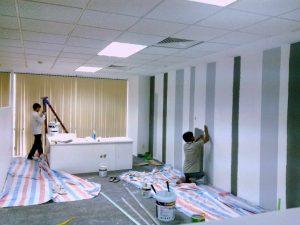 thợ sơn tường hcm