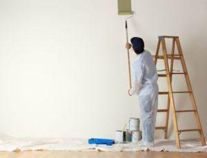 dịch vụ sơn nhà bến cát