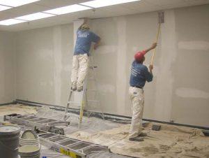 thợ sơn nhà tại bến cát
