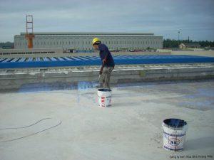 Dịch vụ chống thấm tại Biên Hòa