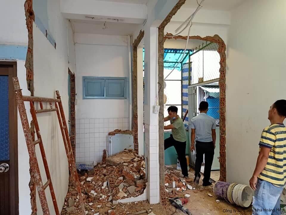 Dịch vụ sửa nhà Gò Vấp