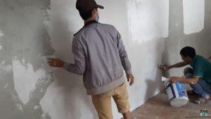 Thợ Sơn Nhà Hóc Môn 2