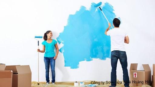 Thuê thợ sơn giá rẻ