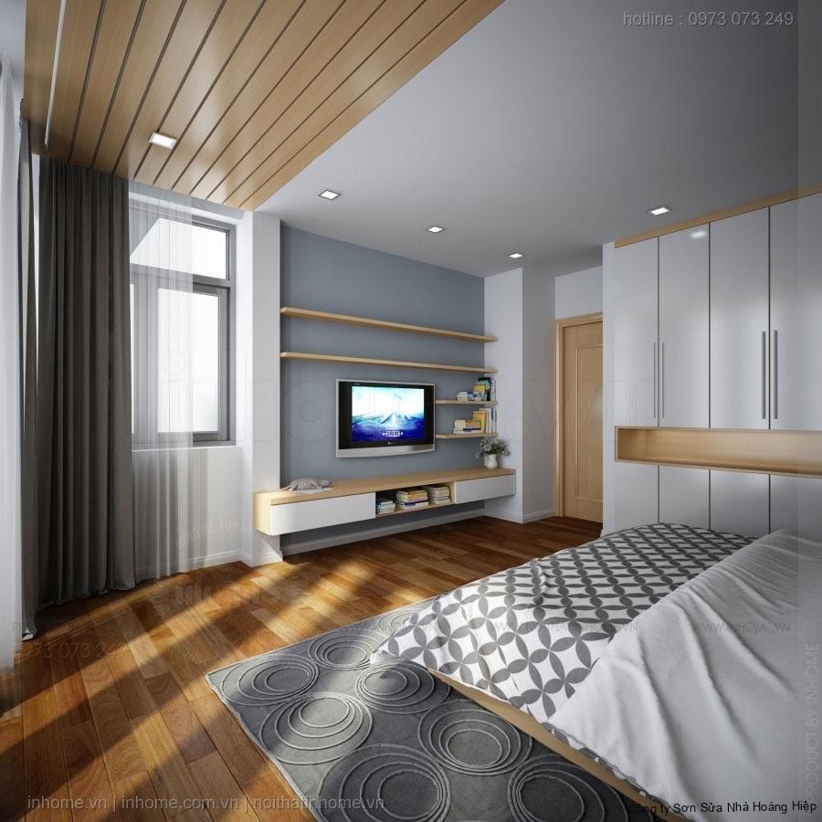 Chọn gam màu xám cho phòng ngủ thư giãn tuyệt vời