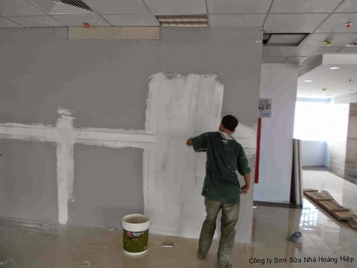 Dịch vụ sơn nước