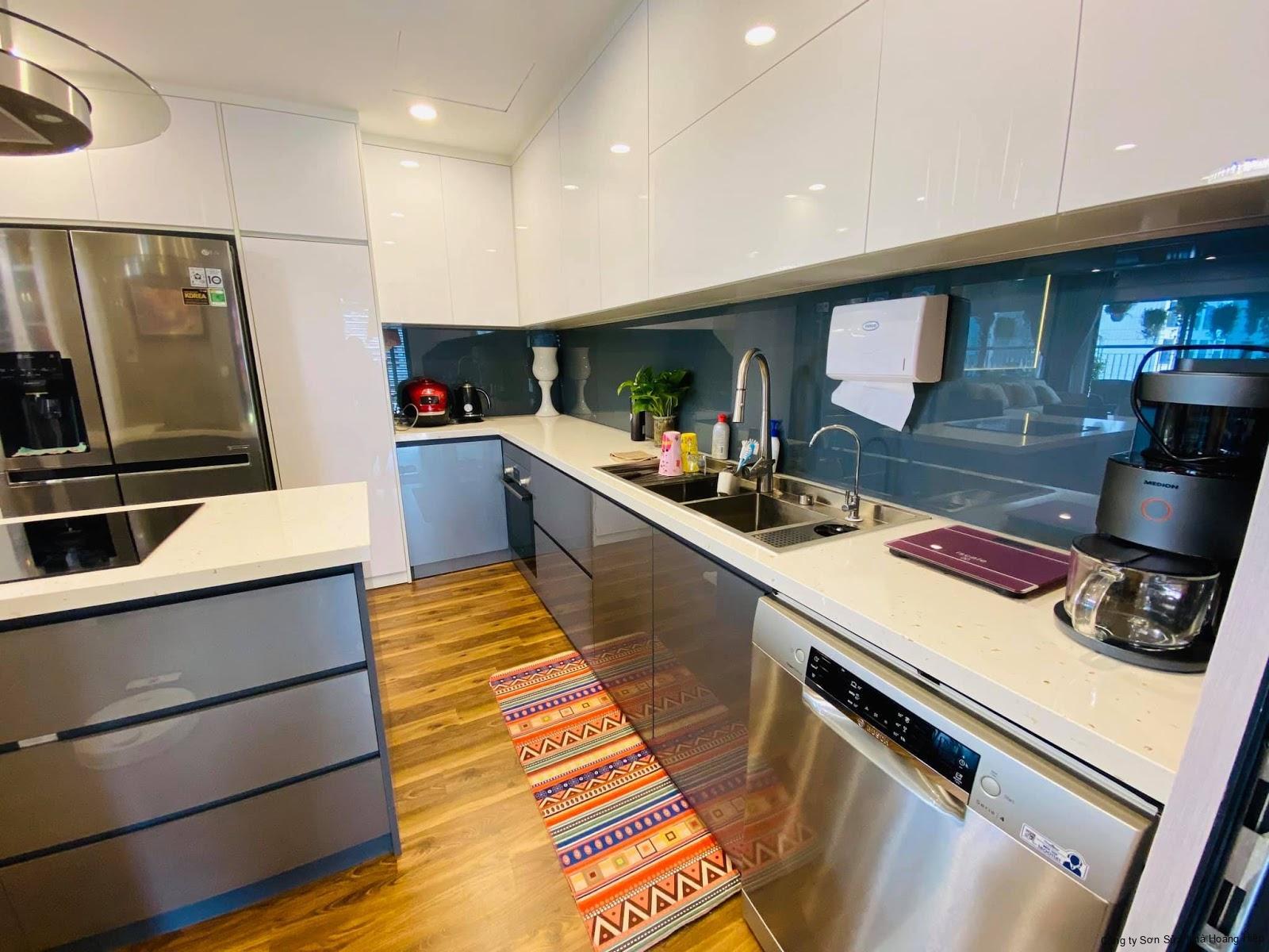 Thi công nội thất phòng bếp uy tín giá rẻ nhất TPHCM 1