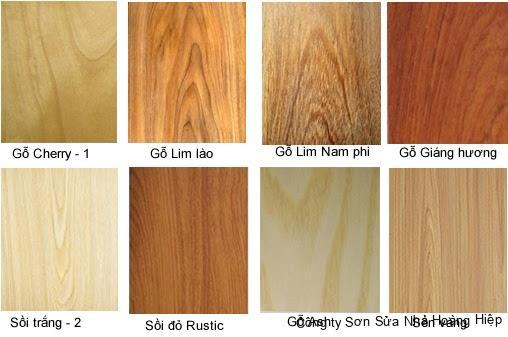 Bề mặt gỗ tự nhiên đẹp sang trọng
